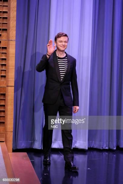 Actor Dane DeHaan arrives on February 15 2017