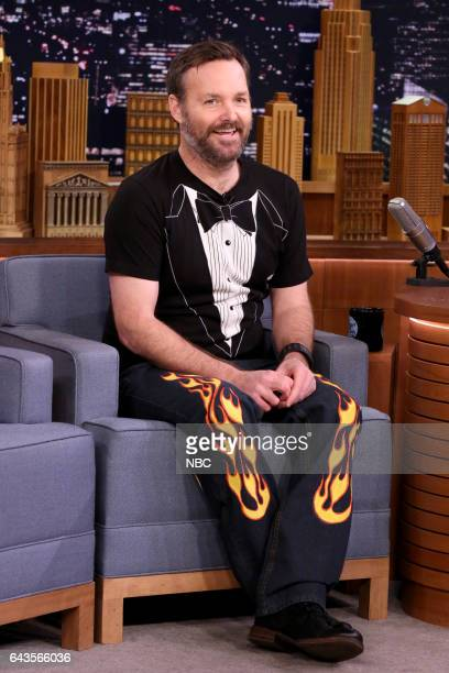 Actor Will Forte on February 21 2017