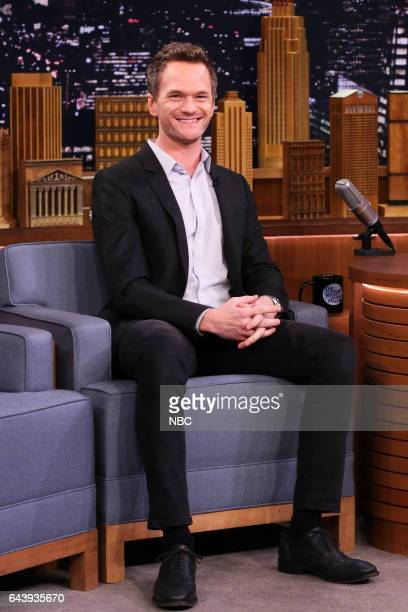 Actor Neil Patrick Harris during an interview on February 22 2017