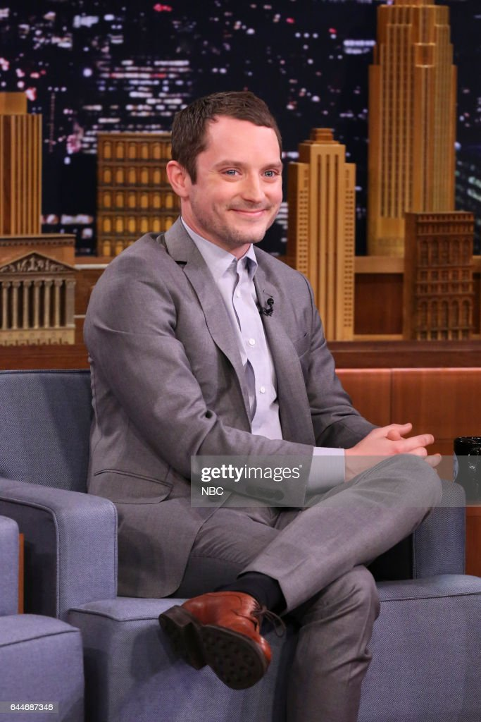 """NBC's """"The Tonight Show Starring Jimmy Fallon"""" with guests Susan Sarandon, Elijah Wood, Little Big Town, Sit-in: Charlie Wilson"""