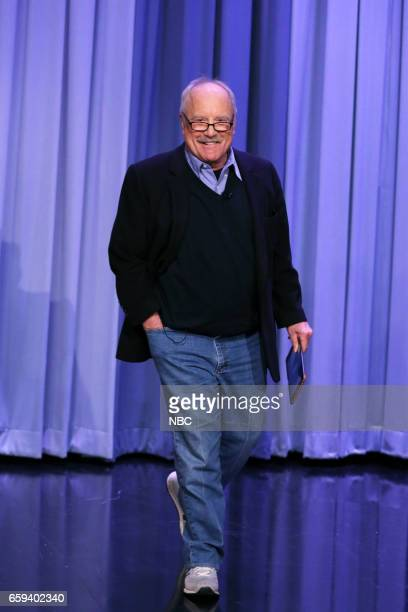 Actor Richard Dreyfuss arrives to the show on March 27 2017