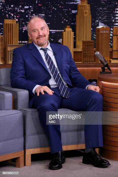 Comedian Louis CK on March 30 2017