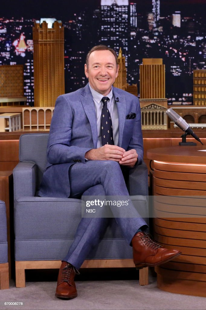 "NBC's ""Tonight Show Starring Jimmy Fallon"" With Guests Kevin Spacey, Senator Elizabeth Warren"