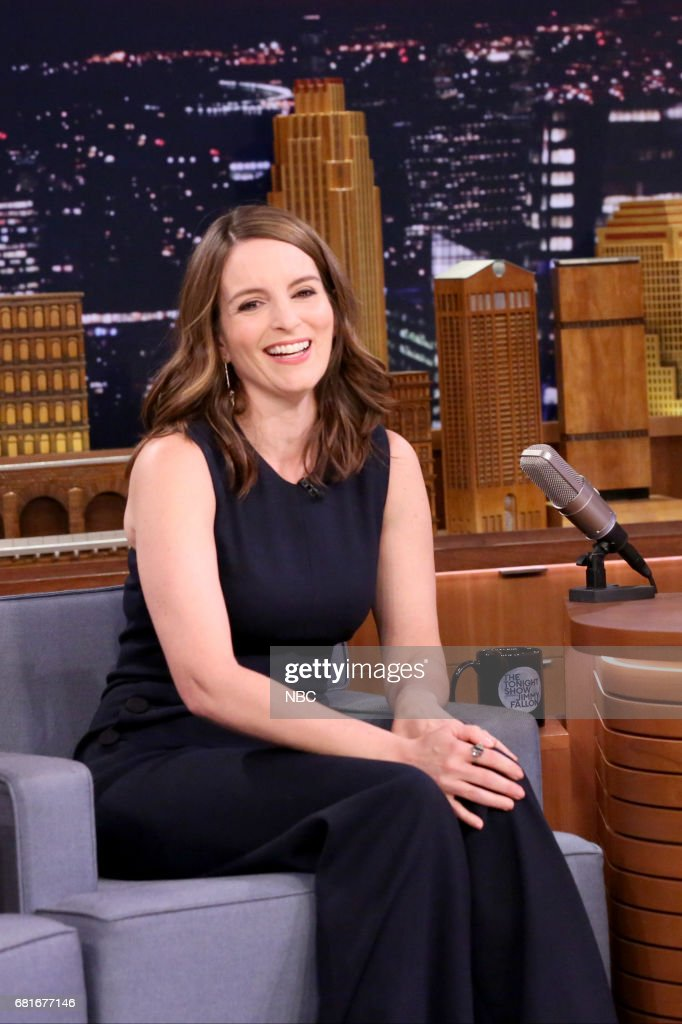 "NBC's ""Tonight Show Starring Jimmy Fallon"" With Guests Tina Fey, Alessandro Nivola, Dirty Projectors Ft. Dawn"
