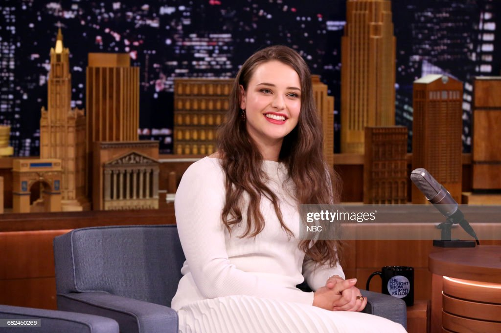 """NBC's """"Tonight Show Starring Jimmy Fallon"""" With Guests Derek Jeter, Katherin Langford, Father John Misty"""