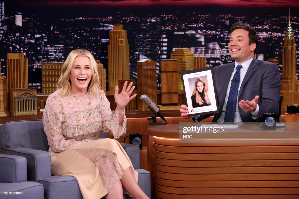 "NBC's ""Tonight Show Starring Jimmy Fallon"" With Guests Chelsea Handler, Mo Rocca, Cheat Codes ft. Demi Lovato"