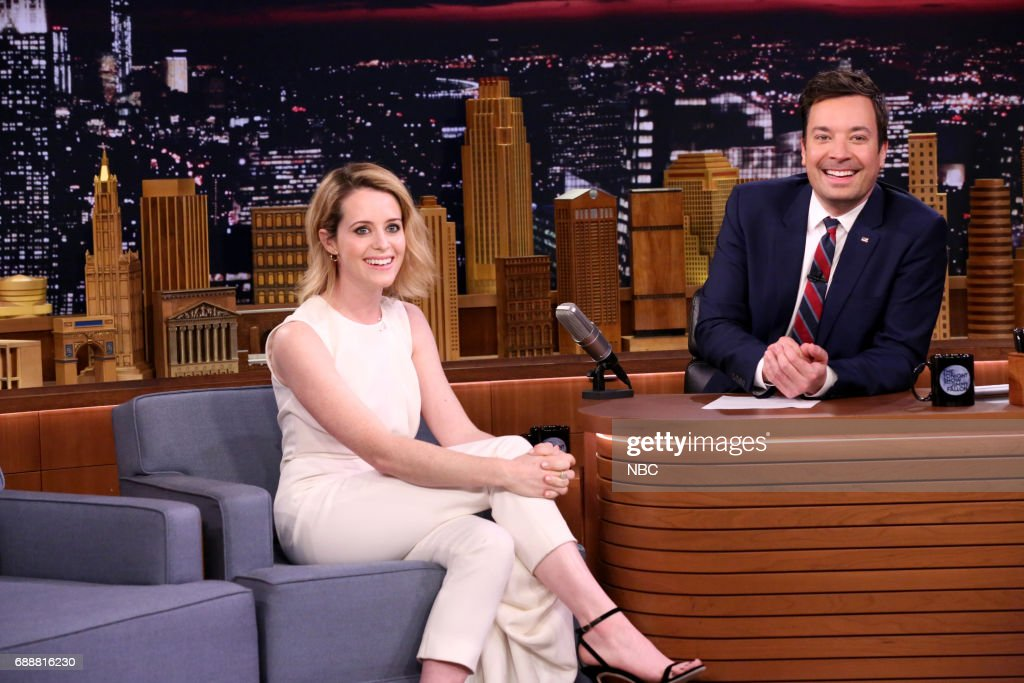 "NBC's ""Tonight Show Starring Jimmy Fallon"" With Guests Jordan Peele, Claire Foy, Iggy Azalea"