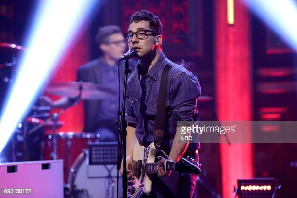 Jack Antonoff of Bleachers performs 'Don't Take the Money' on June 6 2017