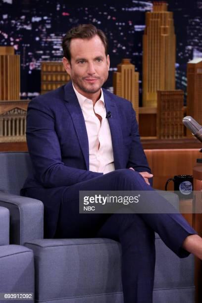 Actor Will Arnett during an interview on June 8 2017