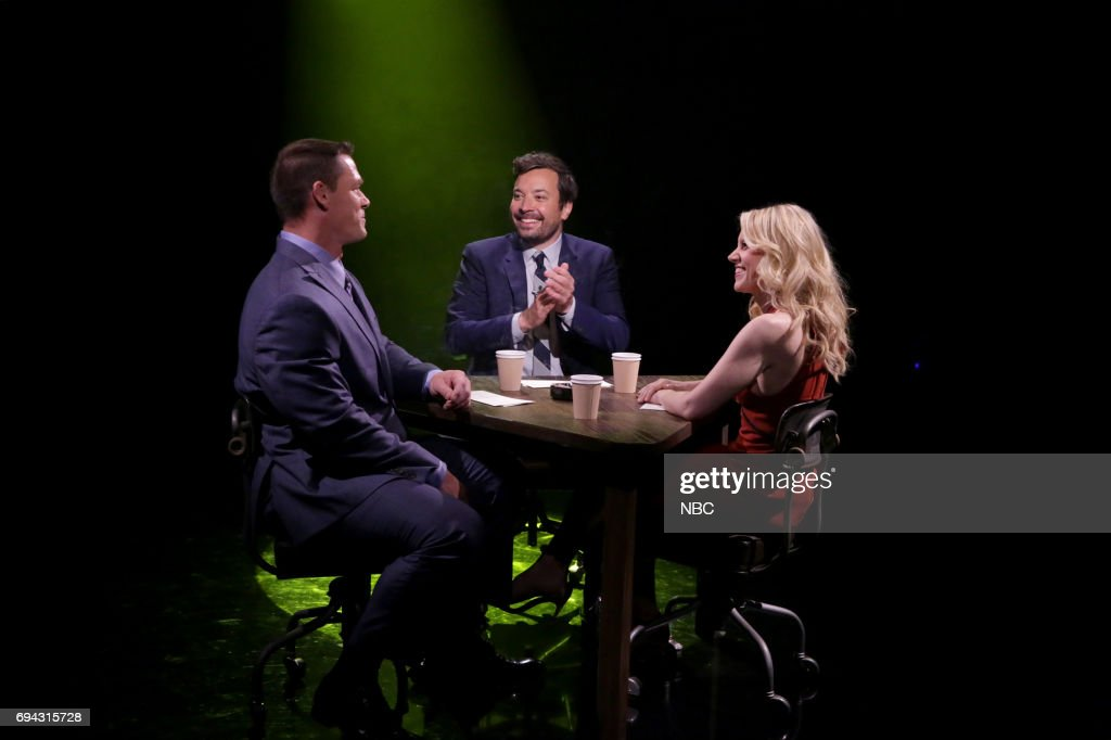 "NBC's ""Tonight Show Starring Jimmy Fallon"" With Guests Kate McKinnon, John Cena, Mac DeMarco"