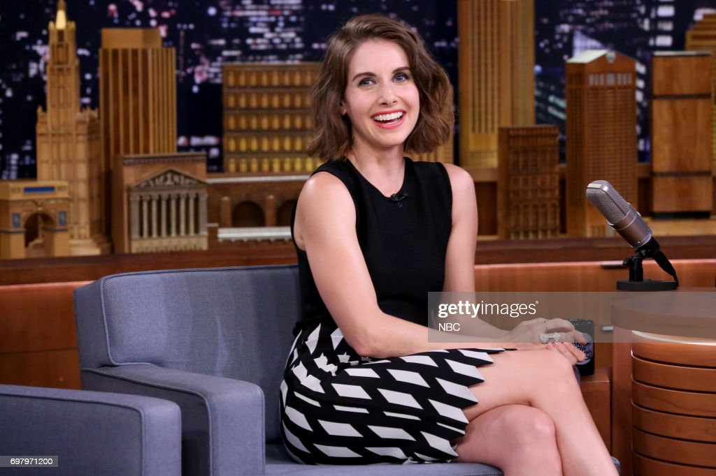 "NBC's ""Tonight Show Starring Jimmy Fallon"" With Guests Will Ferrell, Alison, Brie, Shawn Mendes"