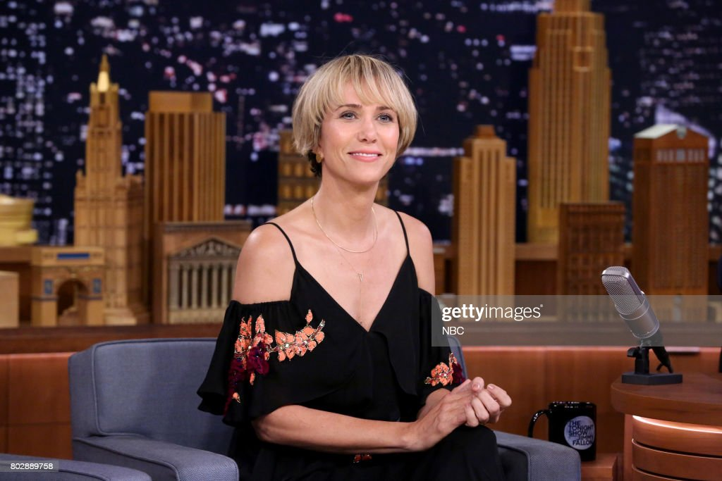 "NBC's ""Tonight Show Starring Jimmy Fallon"" With Guests Kristen Wiig, Paul Dano, Macklemore ft. Skylar Grey"