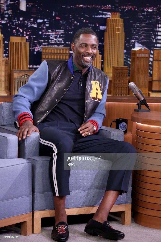 "NBC's ""Tonight Show Starring Jimmy Fallon"" With Guests Idris Elba, Ali Wentworth, Tame Impala"