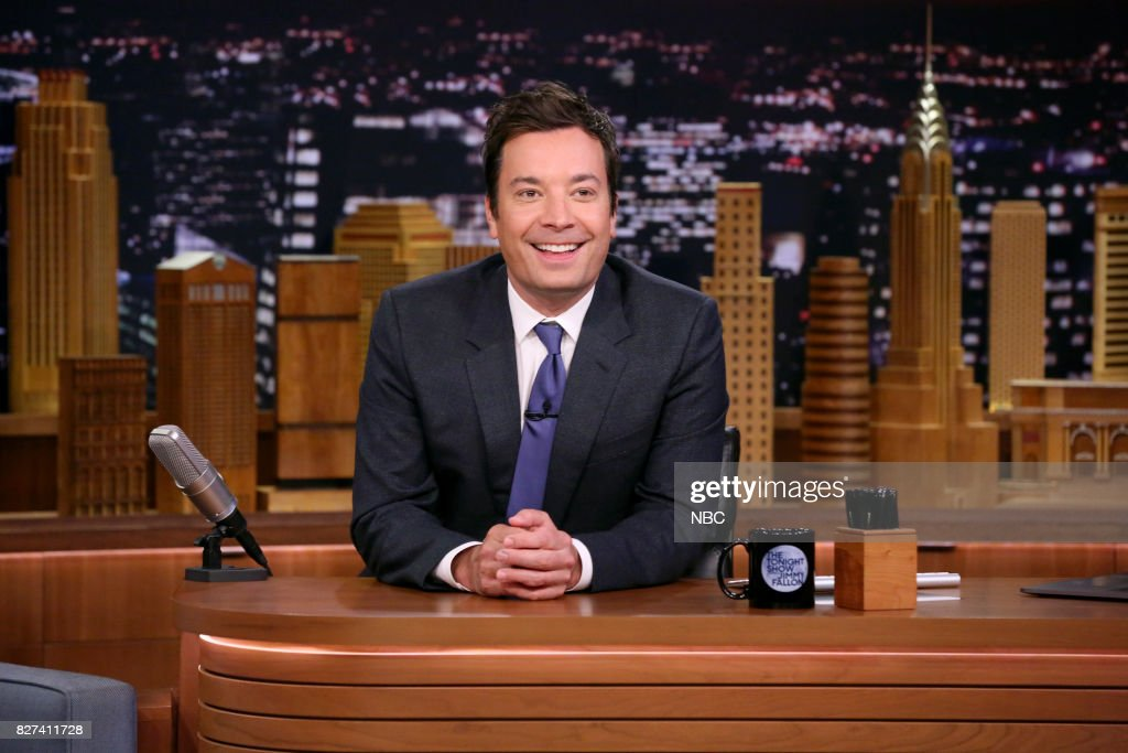 """NBC's """"Tonight Show Starring Jimmy Fallon"""" With Guests Jeff Bridges, Aubrey Plaza, The Roots and Bilal"""
