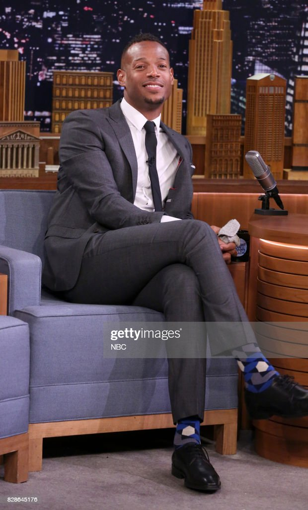 "NBC's ""Tonight Show Starring Jimmy Fallon"" With Guests Brie Larson, Marlon Wayans, Brett Eldredge"