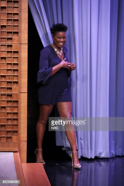 Comedian Leslie Jones arrives on August 15 2017