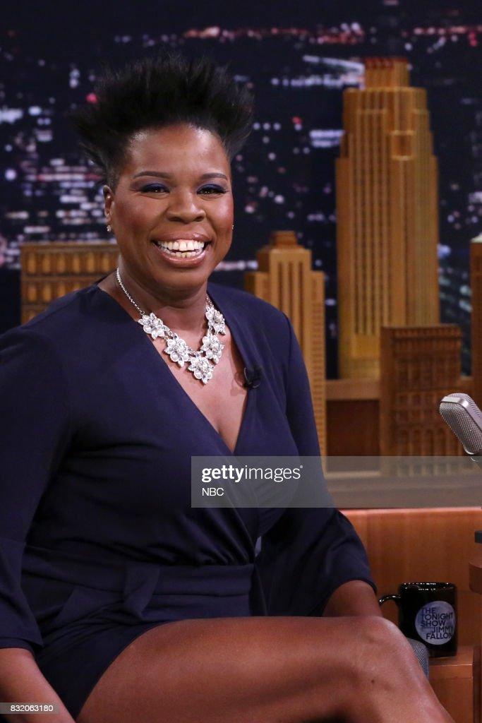 Comedian Leslie Jones on August 15, 2017 --