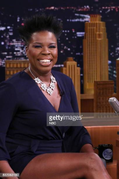 Comedian Leslie Jones on August 15 2017