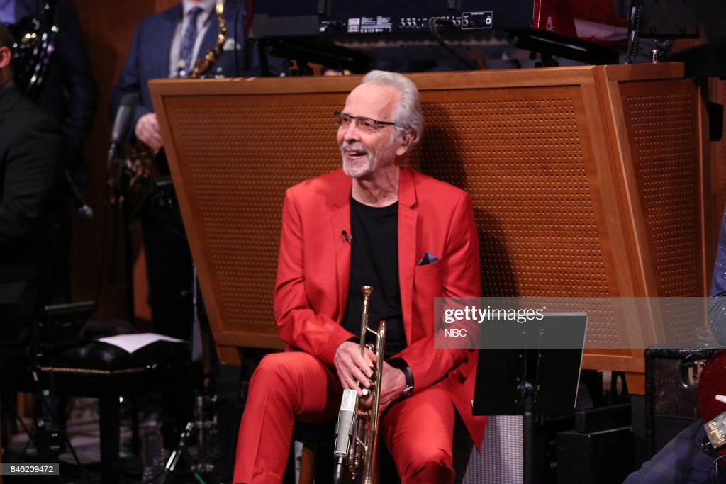 "NBC's ""Tonight Show Starring Jimmy Fallon"" With Jennifer Lawrence, Pedro Pascal, Patti Smith, Sit-in: Herb Alpert"