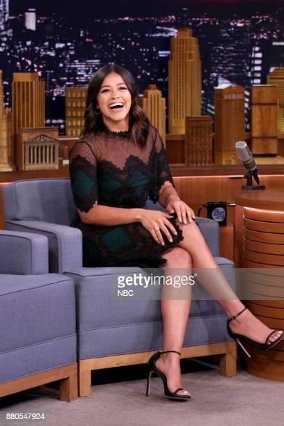 Actress Gina Rodriguez on November 27 2017