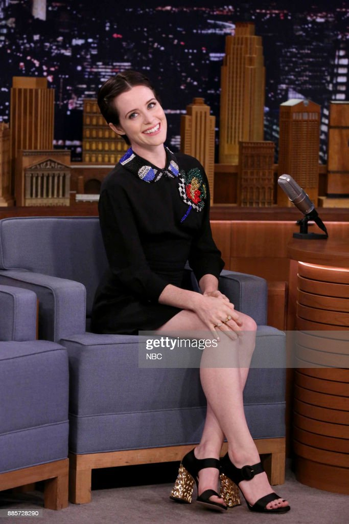"NBC's ""Tonight Show Starring Jimmy Fallon"" With guests Keegan-Michael Key, Claire Foy, Sports Illustrated's 2017 Sportsperson of the Year, St. Vincent"