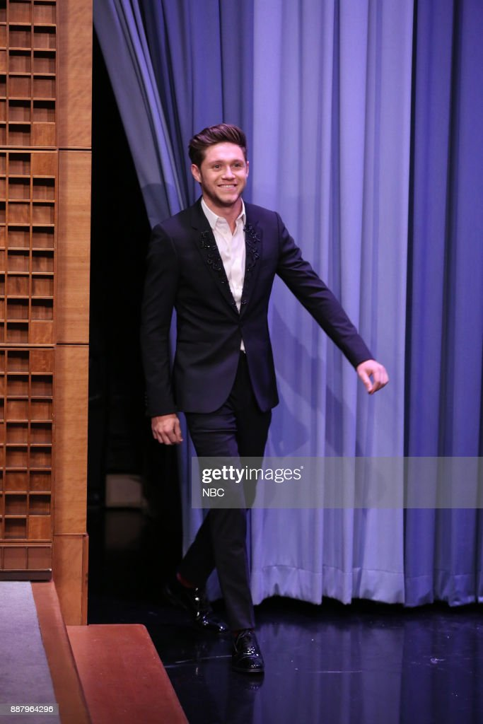 "NBC's ""Tonight Show Starring Jimmy Fallon"" With guests James Franco, Niall Horan"