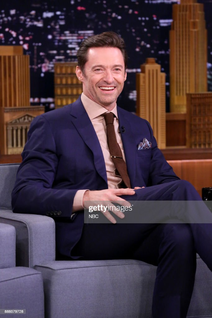 "NBC's ""Tonight Show Starring Jimmy Fallon"" With guests Hugh Jackman, Luke Bryan"