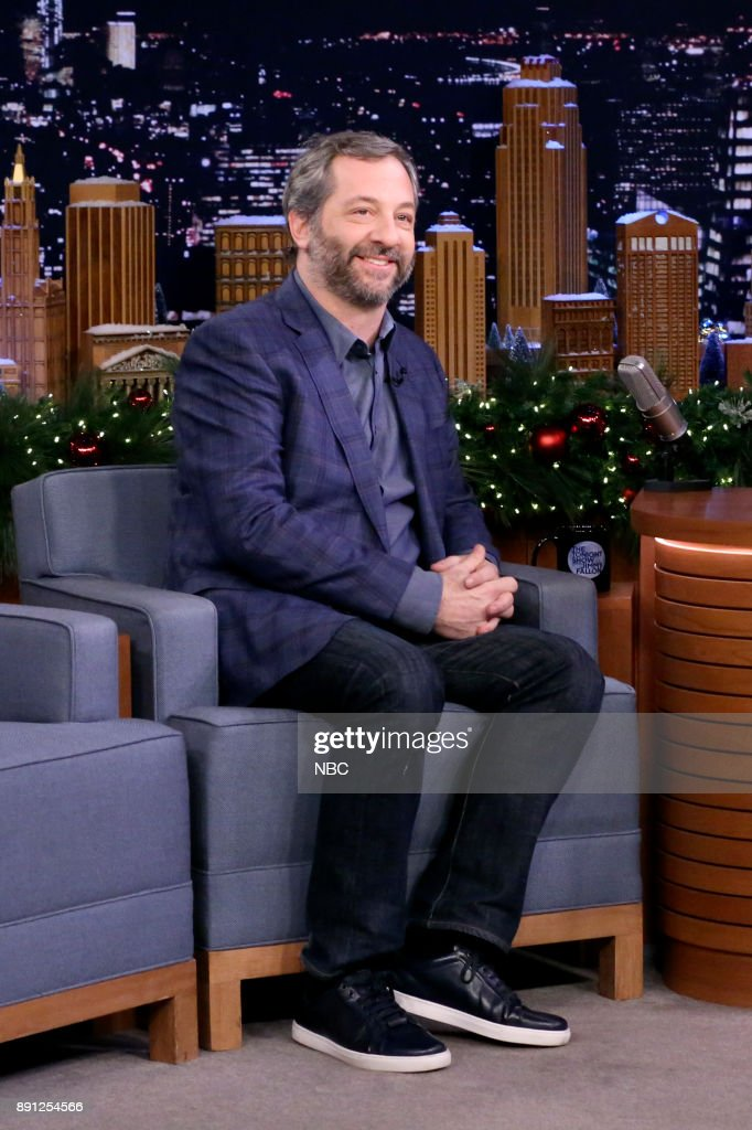 Producer/Writer/Actor Judd Apatow during an interview on December 12, 2017 --