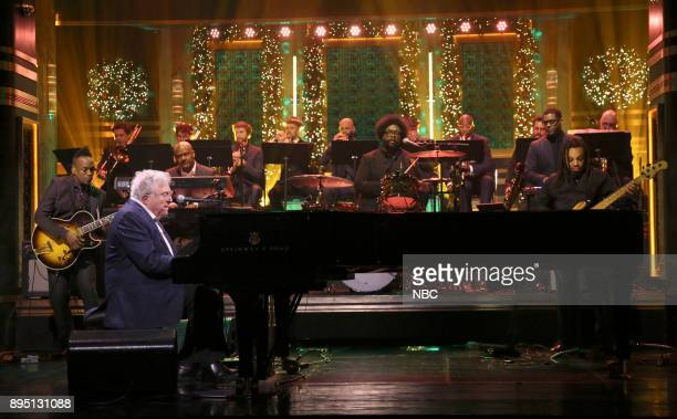 Musical Guest Randy Newman performs It's A Jungle Out There December 18 2017