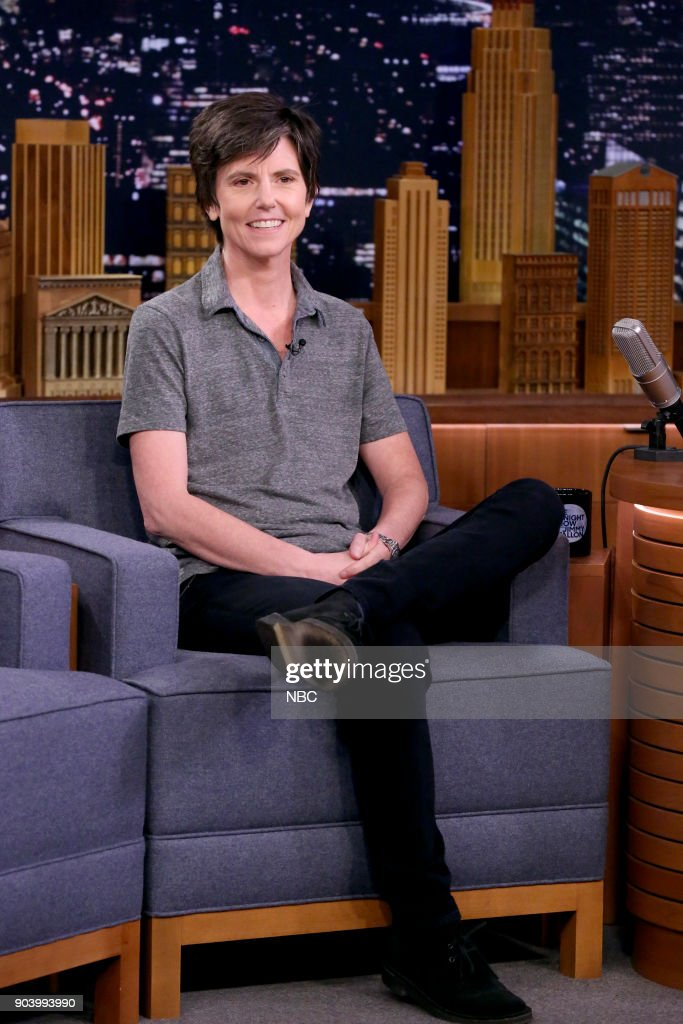 Actress Tig Notaro on January 11, 2018 --