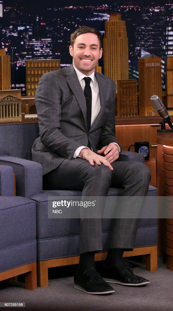"NBC's ""Tonight Show Starring Jimmy Fallon"" with guests Trevor Noah, Dakota Fanning, Jeff Dye"