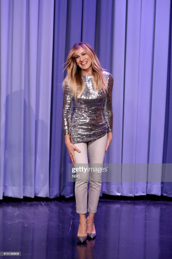 "NBC's ""Tonight Show Starring Jimmy Fallon"" with guests Sarah Jessica Parker, Jesse Tyler Ferguson, Super Bowl Champions Philadelphia Eagles, Diplo ft. Mo and Goldlink"