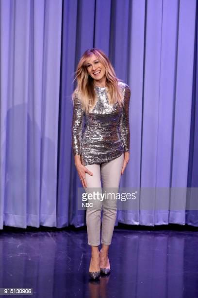 Actress Sarah Jessica Parker on February 6 2018