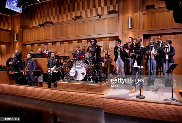 The Roots with SitIn Tye Tribbett on February 7 2018