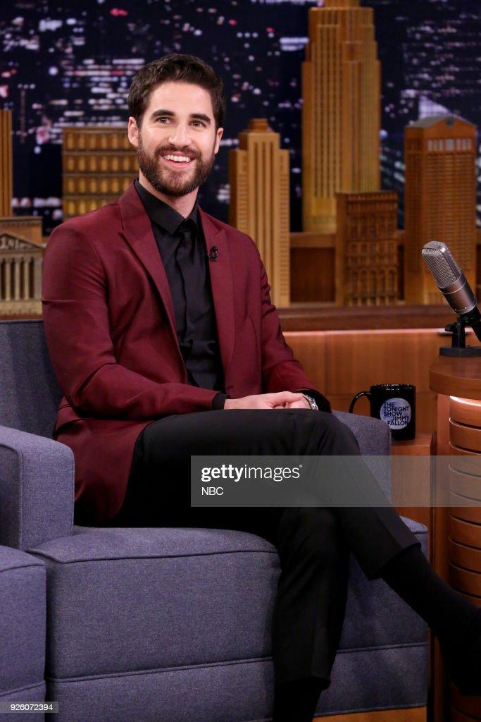 "NBC's ""Tonight Show Starring Jimmy Fallon"" with Alicia Keys, Darren Criss"