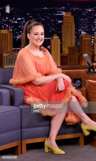 Comedian Jacqueline Novak performs on March 16 2018