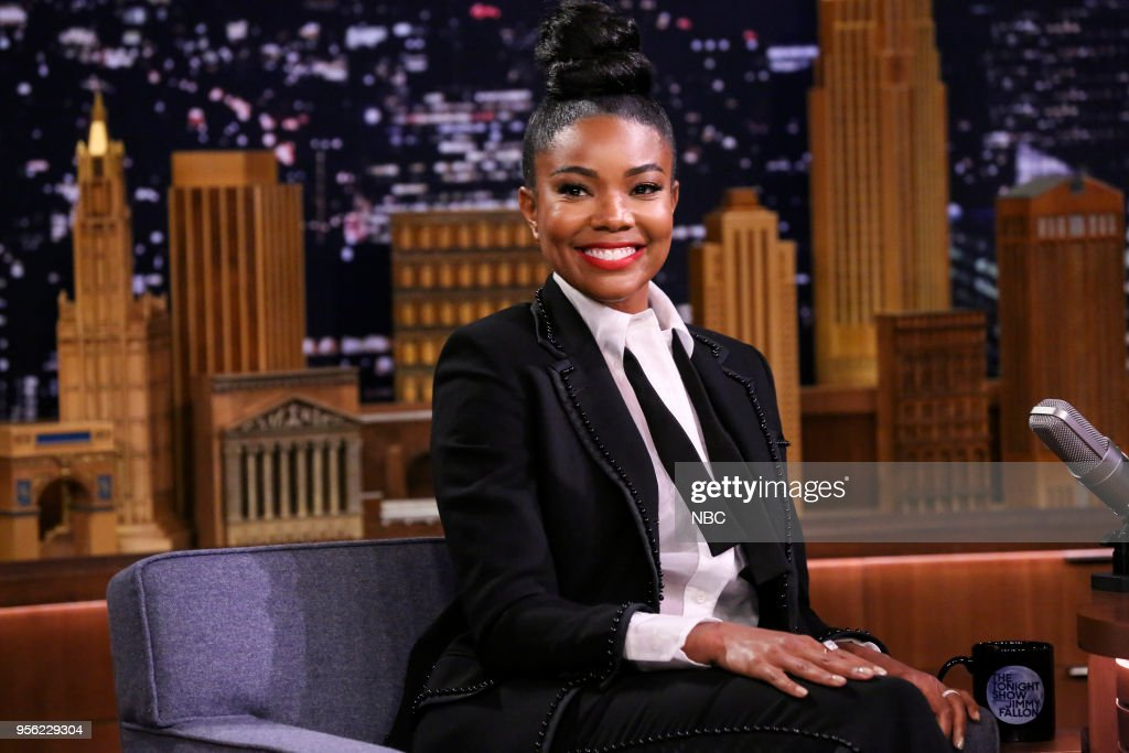 "NBC's ""Tonight Show Starring Jimmy Fallon"" with 							Guests Trevor Noah, Gabrielle Union, Chromeo ft. Dram"