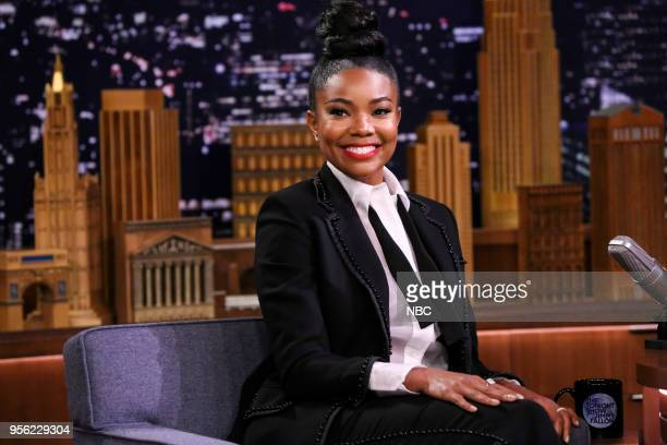 Actress Gabrielle Union on May 8 2018