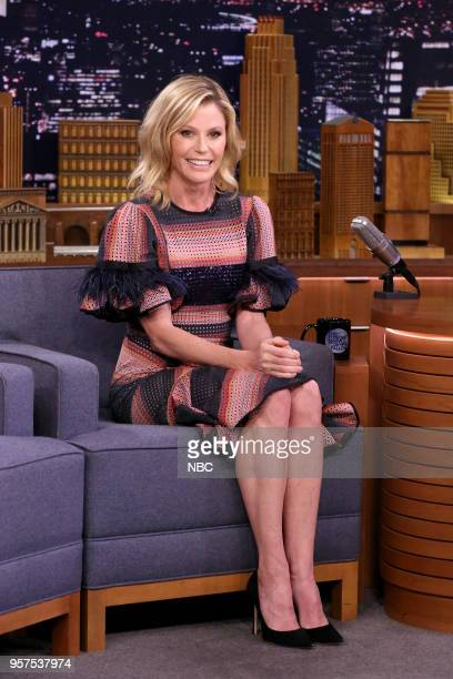 Actress Julie Bowen during an interview on May 11 2018