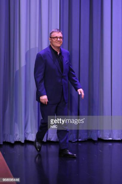 Actor Nathan Lane arrives on May 14 2018
