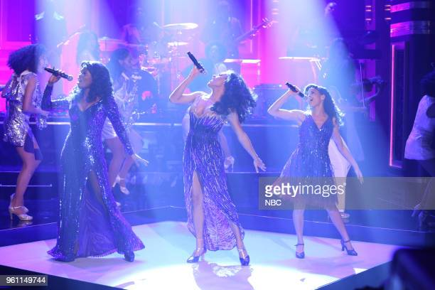a performance from Summer The Donna Summer Musical on May 21 2018