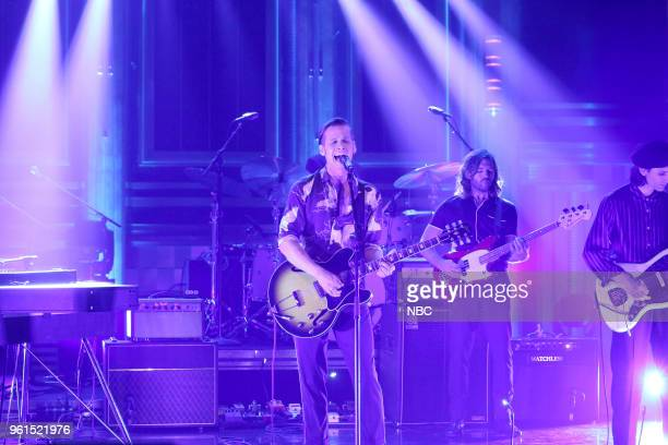 Musical Guest Foster the People performs 'Sit Next to Me' on May 22 2018