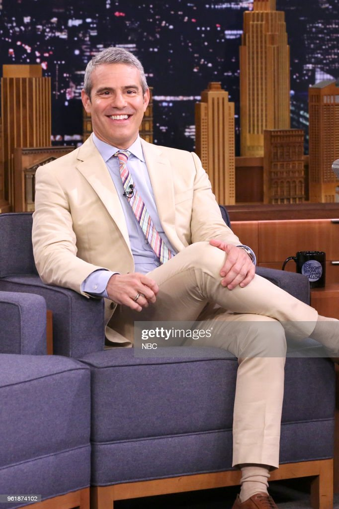 "NBC's ""Tonight Show Starring Jimmy Fallon"" with 							Guests Mindy Kaling, Andy Cohen, Lil Pump"