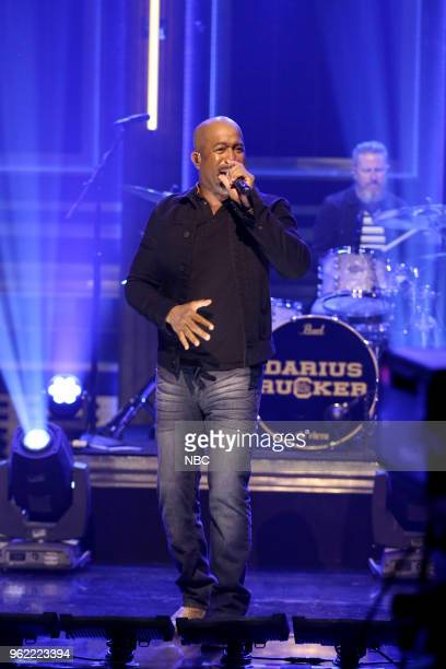 Musical Guest Darius Rucker performs 'For The First Time' on May 24 2018