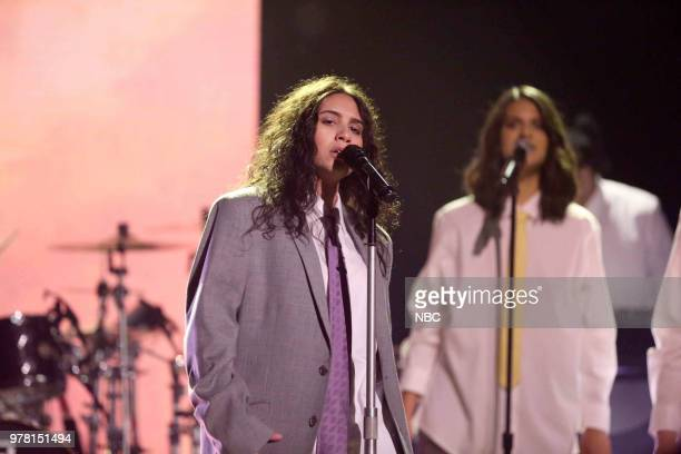 Musical Guest Alessia Cara performs 'Growing Pains' on June 18 2018