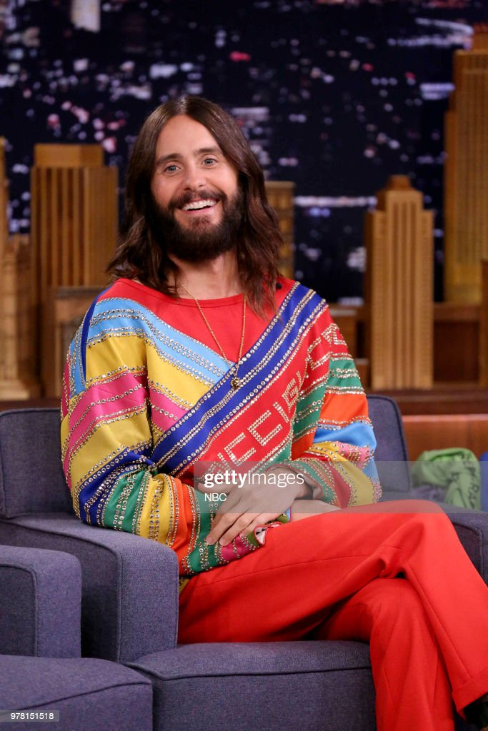 "NBC's ""Tonight Show Starring Jimmy Fallon"" with Guests Jared Leto, Alessia Cara"