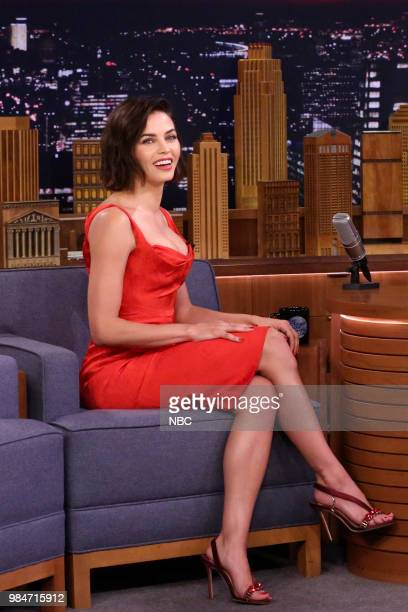 Actress Jenna Dewan on June 26 2018