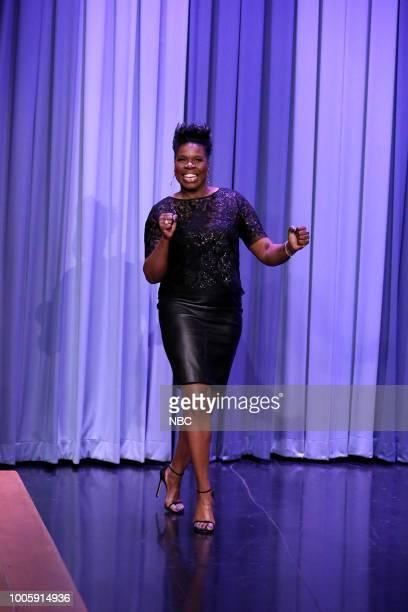 Comedian Leslie Jones during an interview on July 26 2018