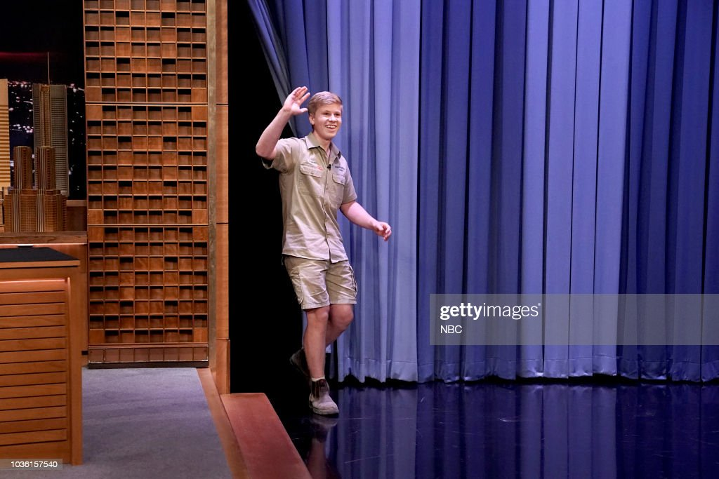 "NBC'S ""The Tonight Show Starring Jimmy Fallon"" With Guests Kevin Hart, Robert Irwin"