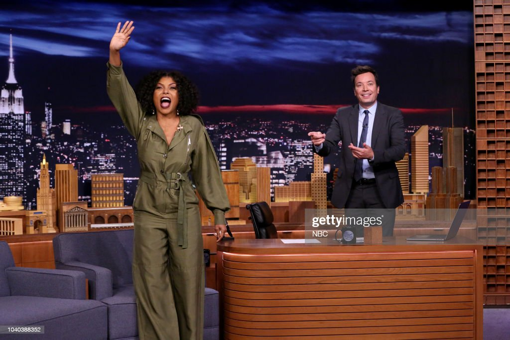 "NBC'S ""The Tonight Show Starring Jimmy Fallon"" With Guests Taraji P. Henson, BTS"